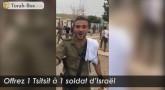 Vidéo - Les soldats réclament des Tsitsit !