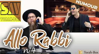 Humour : Allo-Rabbi n°4